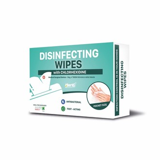 Disinfecting wipe